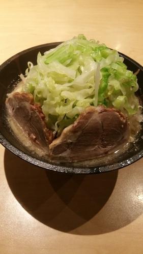 「なおじろう」@麺匠 克味の写真