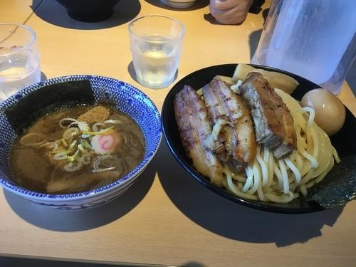 「特製つけ麺 チャーシュー」@頑者NEXT LEVELの写真