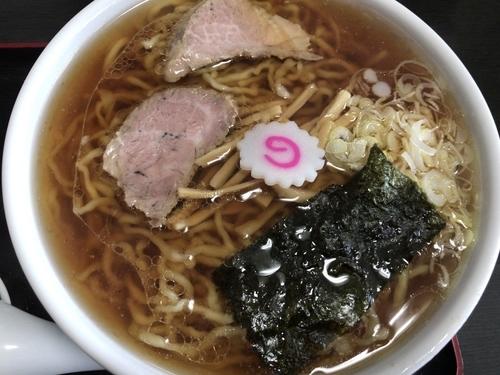 「中華そば680円」@麺や貴伝の写真
