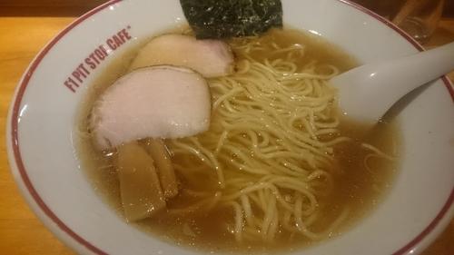 「支那そば(700円)」@尋 目黒店の写真