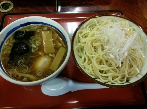 「特製もりそば930円」@小金井大勝軒の写真