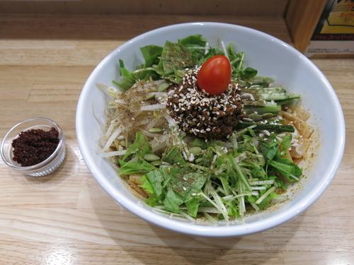 「びゃんびゃん麺:950円」@担々麺琉帆~RuPaN~の写真