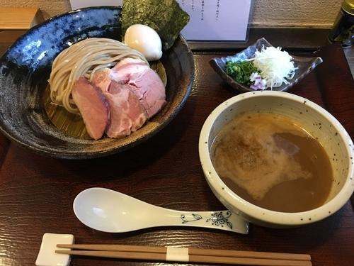 「つけ蕎麦 松」@つけ蕎麦 尚念の写真