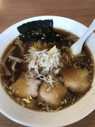 「醤油ラーメン➕大盛➕麺固め」@三代目 一平の写真