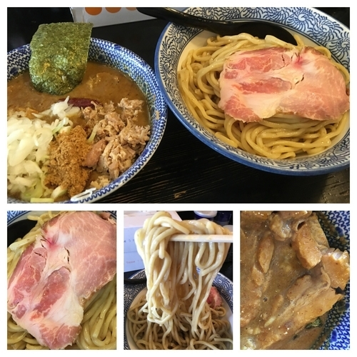「かれつけ 中盛り 850円」@狼煙 〜NOROSHI〜の写真
