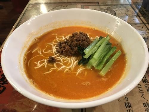 「担々麺」@陳麻家 日本橋三越前店の写真