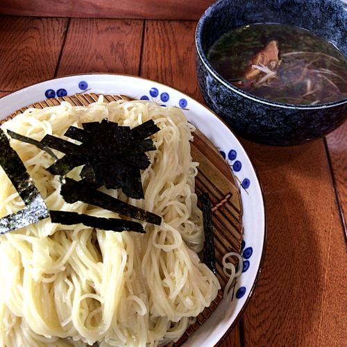 「江戸つけめん 650円」@柳麺 ととやの写真