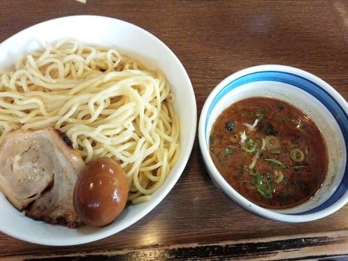「つけ麺」@麺屋あらき 竈の番人外伝の写真