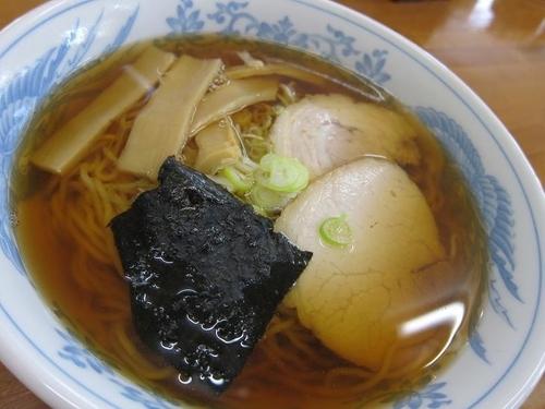 「焼き干しラーメン」@旬麺の写真
