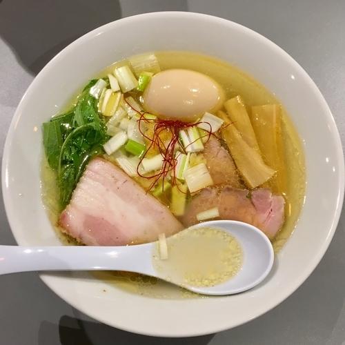 「鶏塩特製ラーメン (950円)」@麺処 ぐり虎 -グリコ-の写真