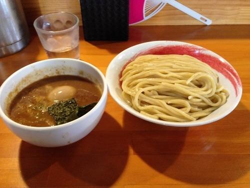 「つけ麺」@麺処 門つるの写真