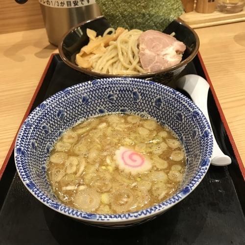 「つけめん並(¥630)」@舎鈴 田町駅前店の写真