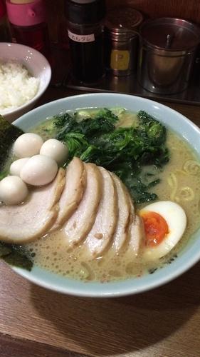 「チャーシュー麺」@いっぱち家の写真