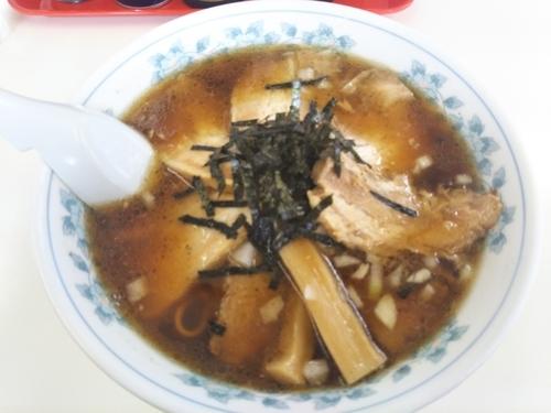 「チャーシュー麺 800円」@ともちゃんらーめんの写真