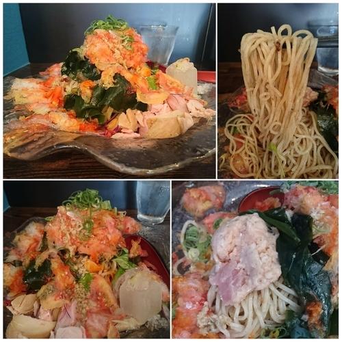 「【夏季限定】ボヤモンドダスト」@麺場voyageの写真