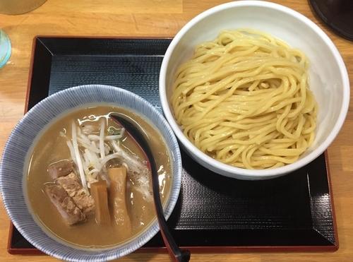 「味噌つけ麺830円」@味噌麺処 花道の写真