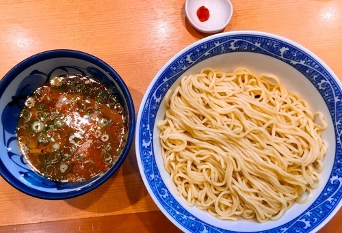 「☆つけ麺☆」@中華そば 青葉 川崎アゼリア店の写真