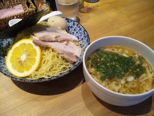 「特製 清湯つけそば 1100円off→700円」@麺道楽 神楽やの写真
