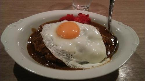 「辛来飯(つんのめった蒲田) 900円」@ニューキャッスルの写真