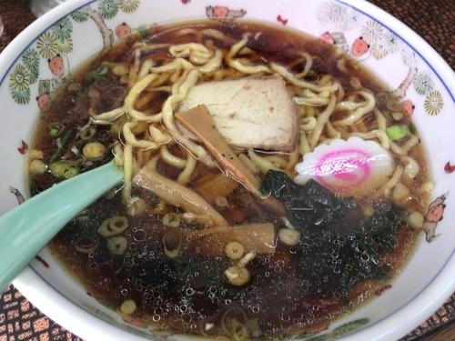 「柳麺200円」@丸鶴の写真