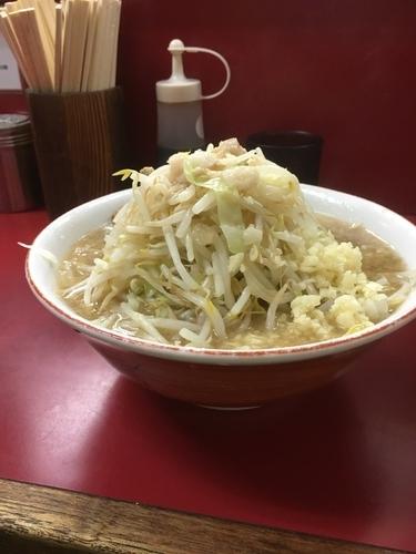 「小豚」@ラーメン二郎 京急川崎店の写真