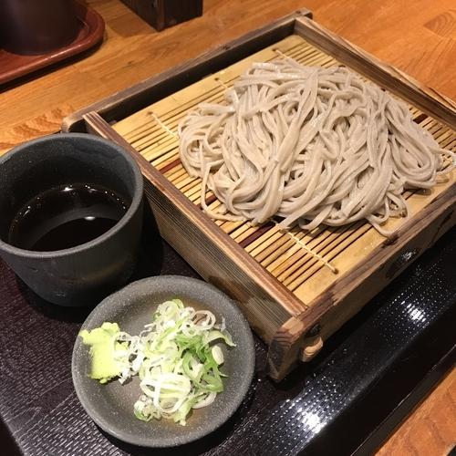 「もり(¥290)」@蕎麦 冷麦 嵯峨谷 秋葉原店の写真