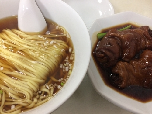 「豚脚麺 ¥1,030」@徳記の写真