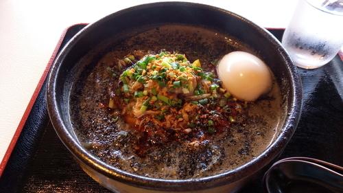 「黒醤油ラーメン(850円)」@無幻 (MU-GEN)の写真