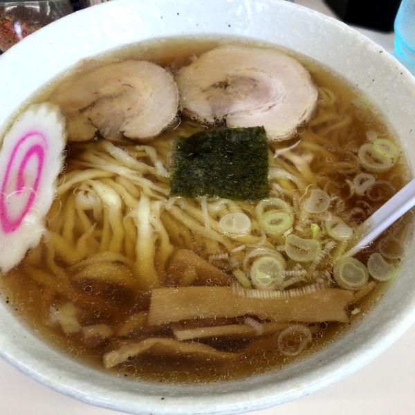 「ラーメン 630円」@青竹打ちRA-MEN くりはらの写真