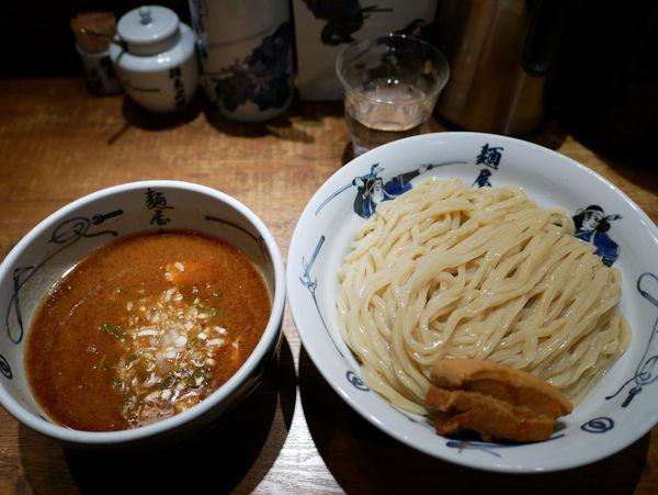 「濃厚つけ麺 特盛 600g」@麺屋武蔵 新宿本店の写真