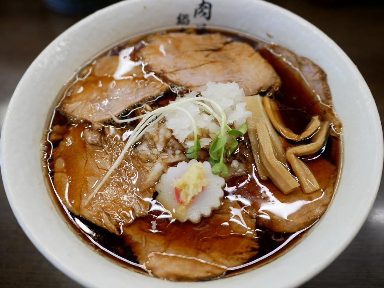 神保町で食べたいラーメン店10選!キレッキレの淡麗系にすみれプロデュースも