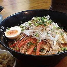「冷し担々麺850円」@麺処 まさごの写真