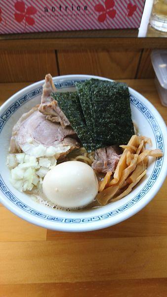 「特製中華そば」@麺処TANAKAの写真
