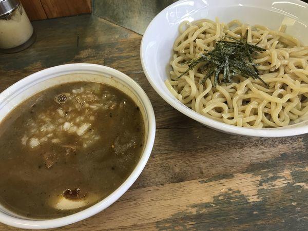 「つけ麺 味付け玉子」@藍華の写真