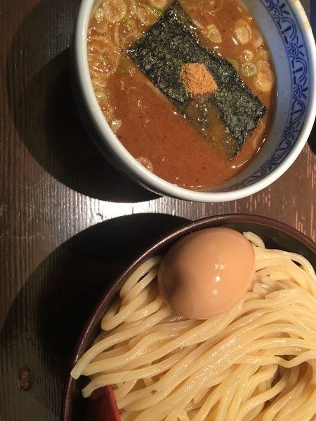 「つけ麺」@つけ麺専門店 三田製麺所 阿倍野店の写真
