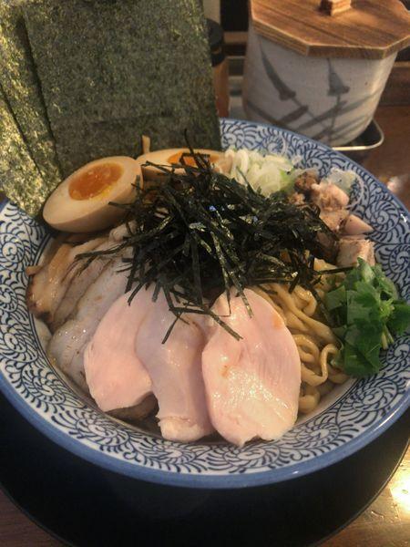 「82濃厚まぜそば¥1.150」@千葉房総 麺のマルタイの写真