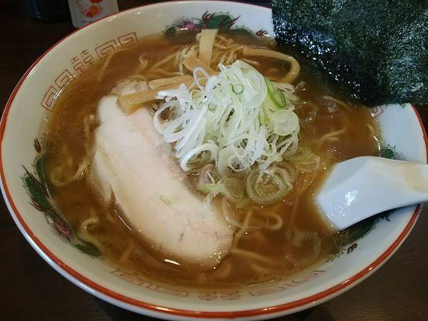 「ラーメン 大(1.5玉 スープ多め)」@凱歌の写真