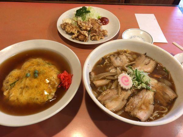 「チャーシュー麺」@大幸飯店の写真