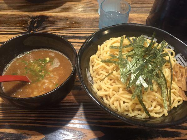 「つけ麺400g」@ら〜めん村田屋の写真