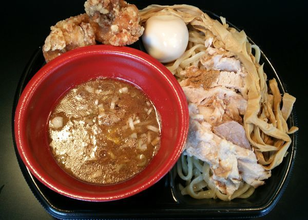 「【手打ち焔】手打ちつけめん+Sコース +600円」@大つけ麺博 大感謝祭の写真