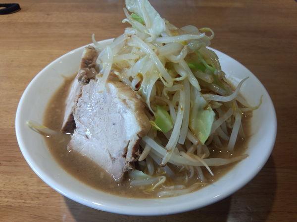「ふと麺小700円」@三代目 溝口屋の写真
