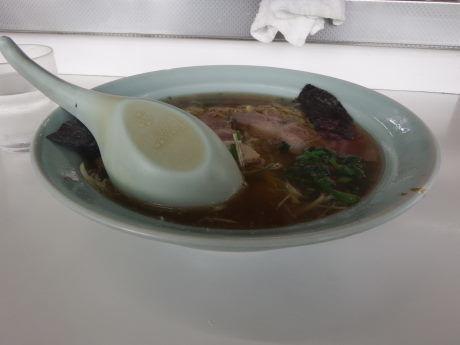 「ラーメン 醤油 小」@ラーメンショップ 平泉店の写真