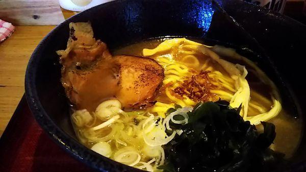 「醤油ラーメン」@麺処 あみやの写真
