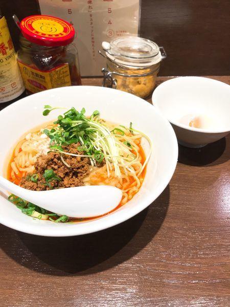「担々麺」@六坊担担面の写真