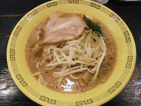 「中華麺(600円)」@中華麺 江川亭 昭島店の写真