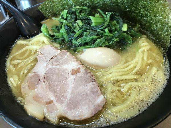 「太麺3点盛 880円」@誠屋 大森山王店の写真