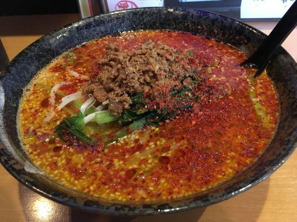 「麻辣麺」@龍の写真