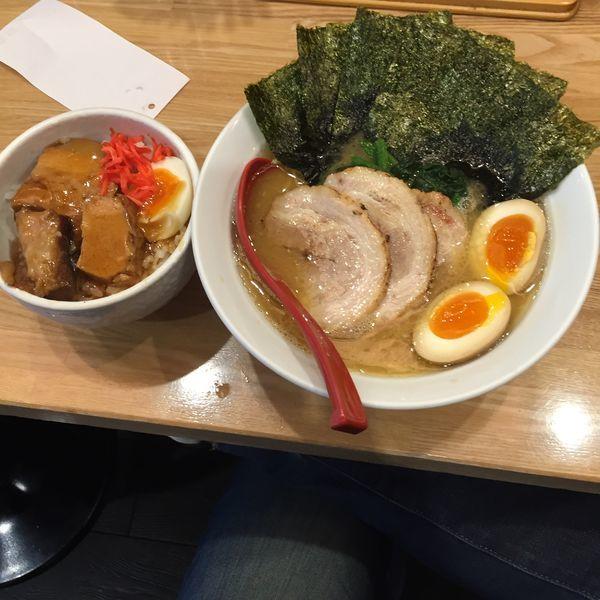「のりチャッたま」@らーめん 大桜 青葉台店の写真