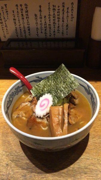 「チャーシュー麺」@麺や 六三六 姫路店の写真