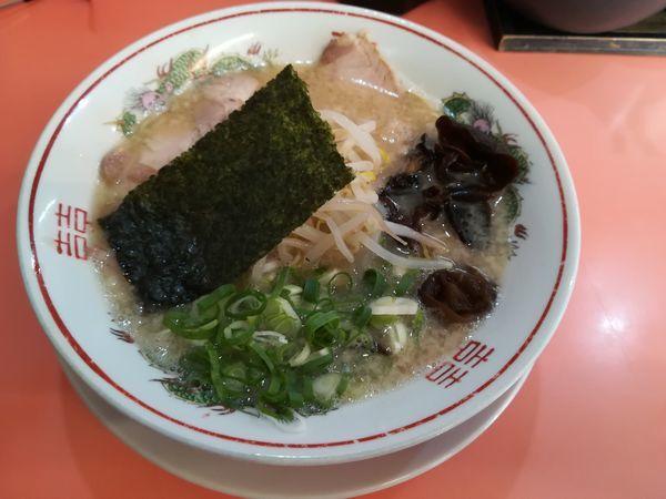 「11/12九州とんこつ660円」@大公 金沢文庫店の写真